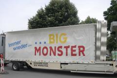Big Monster rollt auf die Riggenweide