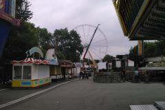 10.09.2014 - Das Riesenrad ist da!