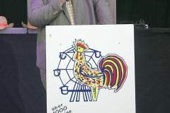 Bürgermeister Vogel hält die Festansprache