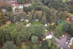 Tierschau-Gelände hinterer Teil - Luftbild Jochen Krutmann