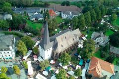 Krammarkt und Petri-Kirche - Luftbild Jochen Krutmann