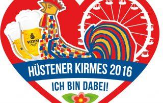 Hüstener Kirmes 2016 - Ich bin dabei!