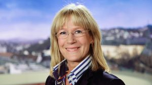 Beate Schmies, Studioleiterin des WDR-Studios Siegen
